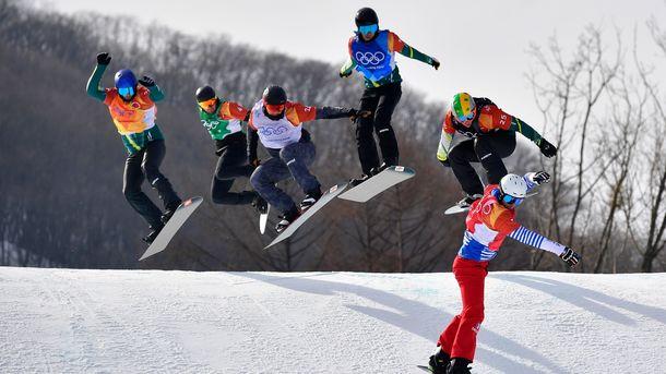 Сноубордист Олюнин получил травму наОлимпиаде