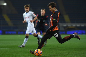 The defeat in the first match of the year in the championship of Ukraine: Shakhtar dealt with