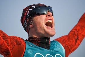 Великий швейцарец Дарио Колонья на Олимпиаде вошел в историю лыжного спорта