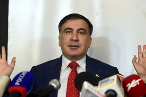 Special report about Saakashvili: