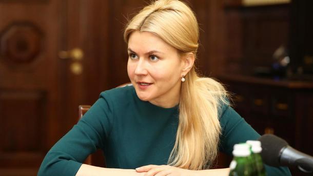 Юлия Светличная. Фото: kharkov.dozor.ua