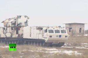 """Россия снова побряцала оружием: испытания арктического """"Тора"""" показали на видео"""