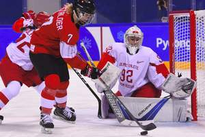 Хоккеистки из России стали авторами сенсации на Олимпиаде-2018