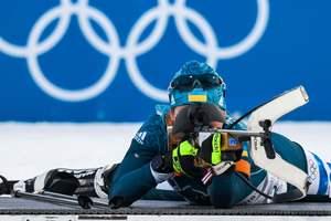 Где смотреть масс-старт в биатлоне на Олимпиаде-2018