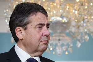 The head of the German foreign Ministry announced a phased lifting of sanctions against Russia