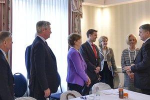 Порошенко призвал Конгресс США к признанию Голодомора