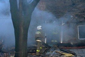 На пожаре в Одессе погибли два человека