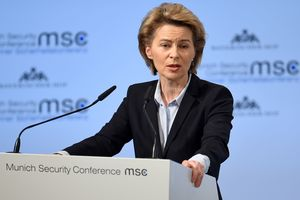 The Minister of defence of Germany has described cyber attacks as the biggest threat to the world