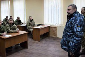Командующий ВМС Игорь Воронченко. Фото из соцсетей