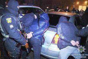 В Одессе россияне угрожали прохожему ножом