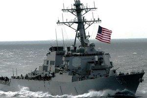 Второй ракетный эсминец ВМС США вошел в Черное море