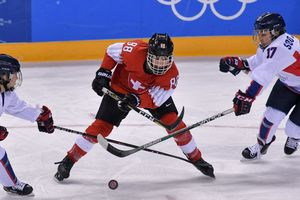Switzerland will compete for 5th place in the women's hockey at the Olympics-2018