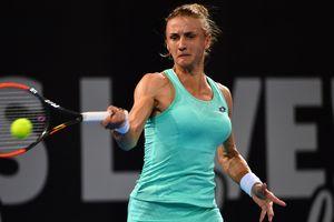 Lesya Tsurenko reached the final qualifying premiere in Dubai