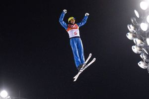 Alexander Abramenko from the fourth place went into the medal final of the Olympic games-2018
