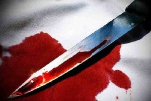 В Запорожской области жестоко зарезали военного и молодую мать