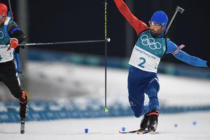 Победителя мужского масс-старта на Олимпиаде-2018 определили только с помощью фотофиниша