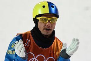 Father of Olympic champion Abramenko: