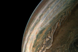 Юпитер. Фото: AFP