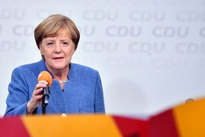 Merkel responded to the offer to lift sanctions against Russia