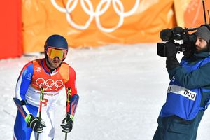 The Frenchman was expelled from the Olympics for