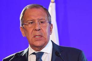 Лавров назвал причину, почему Россия аннексировала Крым и начала агрессию на Донбассе