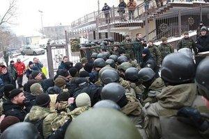 Аваков предлагает прекратить охрану судов полицией и Нацгвардией
