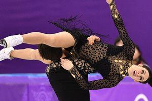 Рекордный прокат в фигурном катании на Олимпиаде в фотографиях