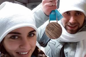 Медальная мечта Анастасии Брызгаловой безжалостно разбита мужем