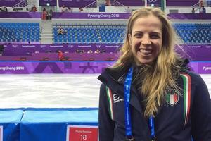 Каролина Костнер – итальянский полиглот на коньках