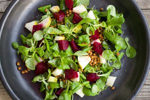 Великий пост-2018: три рецепта салата из свеклы