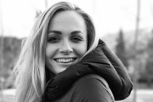 Третий олимпийский поход красотки из Норвегии Хеге Бекко