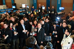 Как я пожал руку президенту Кореи на Олимпиаде