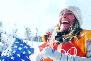 Джейми Андерсон – первая среди сильнейших в сноуборде
