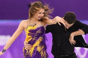"""Украинские фигуристы заняли 21-е место на Олимпиаде: """"В целом, прокатом мы довольны"""""""