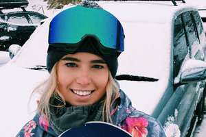 Эмили Артур – самая музыкальная сноубордистка Олимпиады