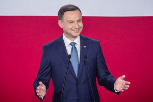 The President of Poland surprised the EU know so little about the