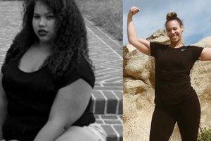 """""""Могла съесть буррито размером с голову"""": девушка похудела на 63 кг после того, как едва не утонула"""