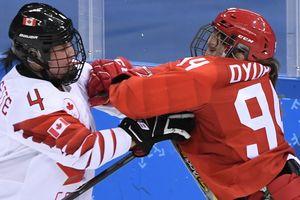 Канадки разгромили сборную ОАР и вышли в финал хоккейного турнира Олимпиады-2018