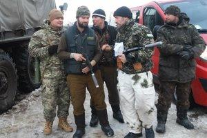 Дебальцевский узел: батальон им. Дудаева на Донбассе
