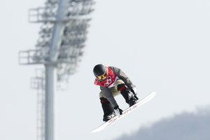 Финал женского соревнования в биг-эйре на Олимпиаде-218 перенесли из-за сильного ветра