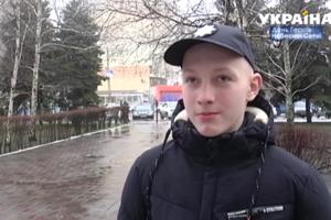 """Одесский школьник собрал необычную """"полицейскую"""" коллекцию"""