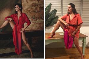 Австралийка безбожно пародирует мировых звезд в своем Instagram