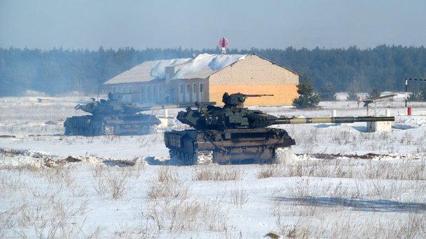 Украина готова кполномасштабной войне сРФ, объявил руководитель Генштаба ВСУ