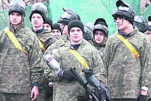 Одесские лицеисты штурмовали здание и отстреливались от противников