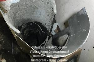 В киевской многоэтажке взорвался мусоропровод