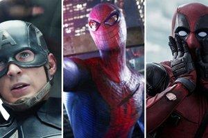 Составлен рейтинг фильмов Marvel: от худшего к лучшему
