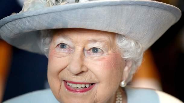 Британская королева арендовала участок земли вцентре украинской столицы