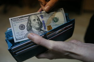 Ukraine faces a significant increase in the dollar - Aslund