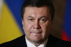 Виктор Янукович. Фото: news-cloud.net