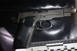 In Kiev, detained Russian citizen with a gun battle